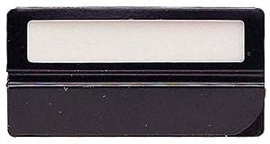 Exacompta Pestañas de Las Ventanas 145301B (50 mm) 25-Pack Negro