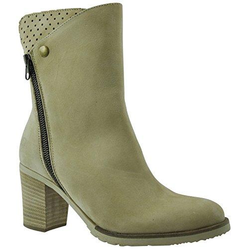 JJ Footwear, Stivali donna Beige Valencia