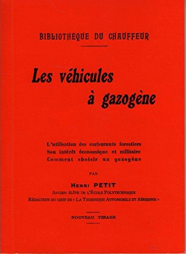 Les véhicules au gazogène