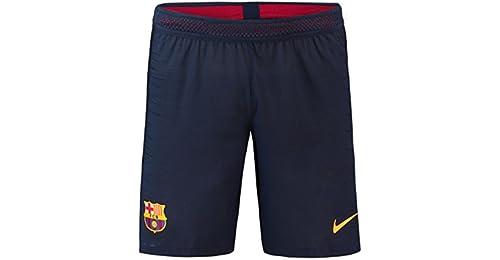 1e45d48101 Nike 2018-2019 Barcelona Home Vapor Match Shorts (Navy)
