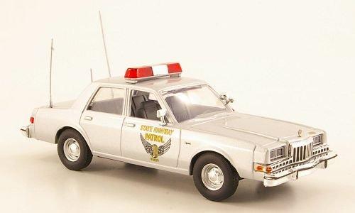 dodge-diplomat-ohio-state-highway-patrol-1985-modellauto-fertigmodell-first-response-143