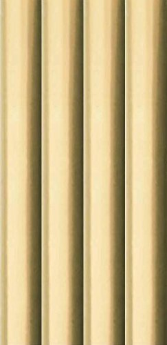 8m Unisex Metallic Folie Effekt Geschenkpapier - 4x2m Roll's - Silberne Stechpalme