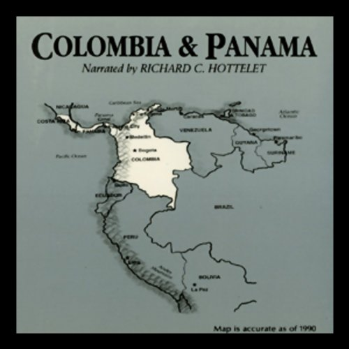 Colombia and Panama  Audiolibri