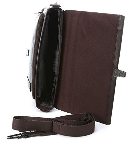 Piquadro Pulse maletín portaordenador con solapa y compartimentopara iPad®/iPad®Air/Air2 – CA3111P15