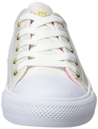 Pablosky 943000, Chaussures Fille Blanc