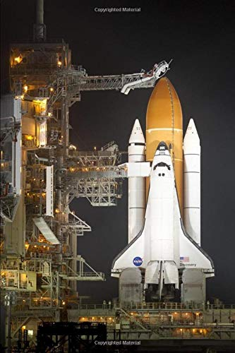 Space Shuttle Launch Platform Night Science 2020 Weekly Planner 134 Pages: 2020 Planners Calendars Organizers Datebooks Appointment Books Agendas