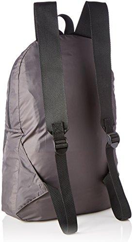 Armani Jeans Herren Zaino Rucksack, 48 x 15 x 29 cm Grau (Frost Grey)