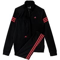 Adidas Teamsport Suit - Chandal para Mujer, Color Negro, Talla XS