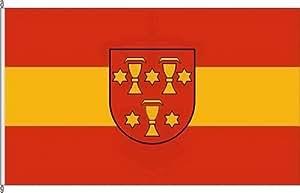 Bannerflagge Staufen im Breisgau - 150 x 500cm - Flagge und Banner