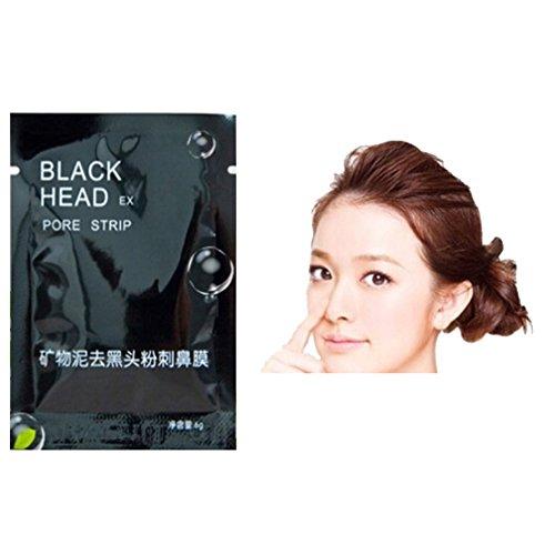 10 Stück Black Head Peel Off Maske Porenreinigung Gesichtsmaske Deep Cleansing Black Mask