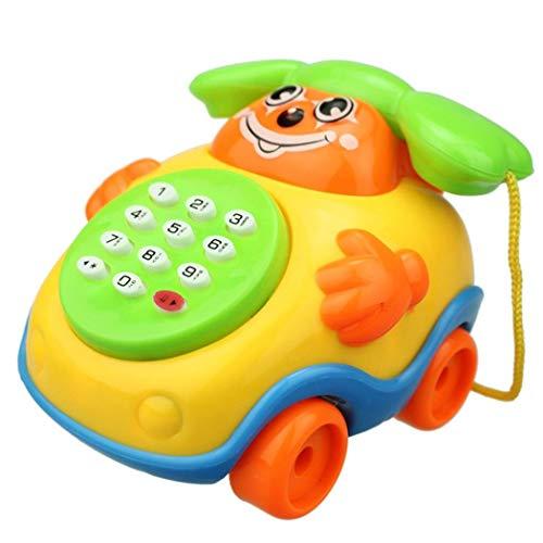 Telefono musicale giocattolo educativo per Bambini