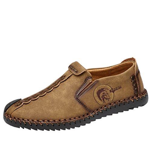 Speedeve Chaussures En Cuir Mocassins Pour Pour Mocassins Hommes Casual Chaussures 4f45be