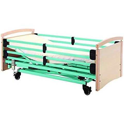 Pediatría perfiles totalmente eléctrico ajustable altura Homecare Comunidad cama de Hospital