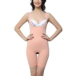 Clovia Women's Laser-Cut No-Panty Lines High Compression Body Suit