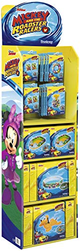 Bestway Unisex Jugend Mickey Mouse and The Roadster Racers Display 46 x 27 x 180 cm