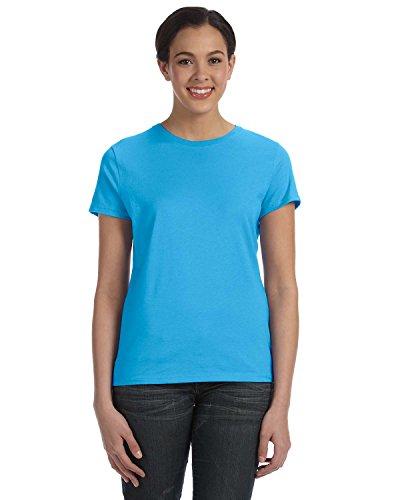 Hanes Damen Dessous-Set Blau (Aquatic Blue) XX-Large (US Size) (US Size) -
