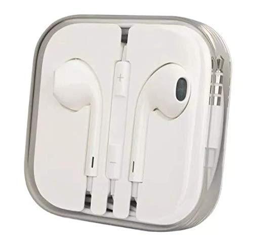 Kopfhörer Ohrhörer Fernbedienung Mikrofon Kompatibel iphone 6 / 6s / 6plus / 5 / 5s / 5c / samsung huawei smartphone ext ...