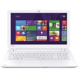 "Toshiba Satellite L50-B-192 PC portable 15.6"" Blanc Nacré (Intel Core i7, 4 Go de RAM, Disque dur 750 Go, AMD Radeon 2 Go, Windows 8)"