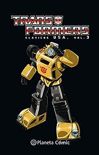 Transformers Marvel USA nº 03/08 par  Varios autores