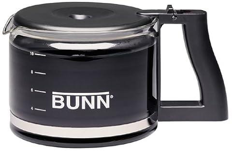 BUNN NCD 10-Cup Coffee Decanter Ersatz-Black (Bunn Decanter)