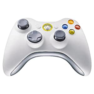 (2013 Version) Xbox 360 Wireless Controller with new D-PAD - with Play and Charge Kit - Silver