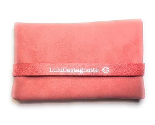 Lulu Castagnette Pochette IDEAL (Rouge)