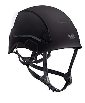 Petzl Unisex-Adult A020AA03 Strato Helmet Black, solid, one Size von Petzl