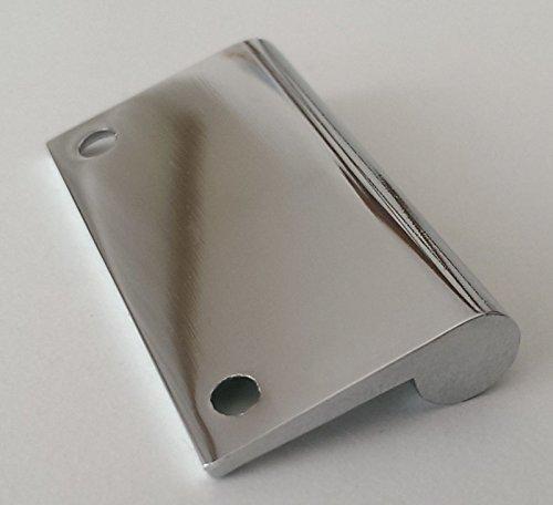 Spiegelschrankgriff Türgriff Spiegelschrank BA 32 mm Verchromt Schrankgriff *514 -