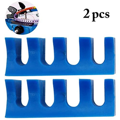 Fansport 2PCS BadmintonschläGer Protector Lastspreizer Adapter Badminton Besaitungswerkzeug