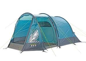 Gelert Atlantis 4 Tente Aegean Blue/Cameo Blue/Charcoal