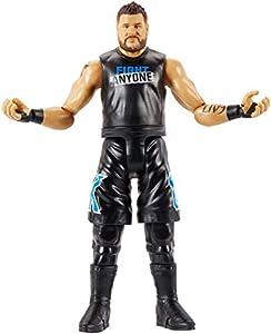 WWE - Figura de acción del luchador Kevin Owens Juguetes niños +6 años (Mattel GCB62)
