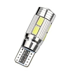 Auto spia luci di parcheggio auto indicatori lampadine T10LED