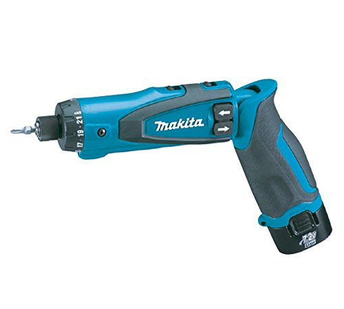 Makita DF010DSE - Atornillador Recto 7.2V Litio