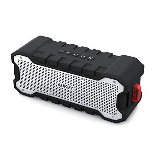 AUKEY Cassa Bluetooth Waterproof IPX7 con 30 ore...