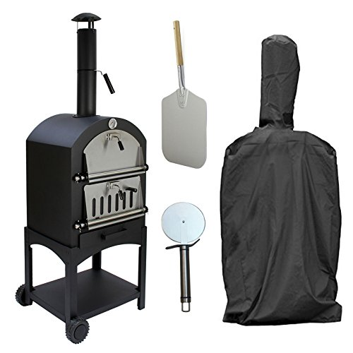 KuKoo Outdoor Pizza Oven, 9