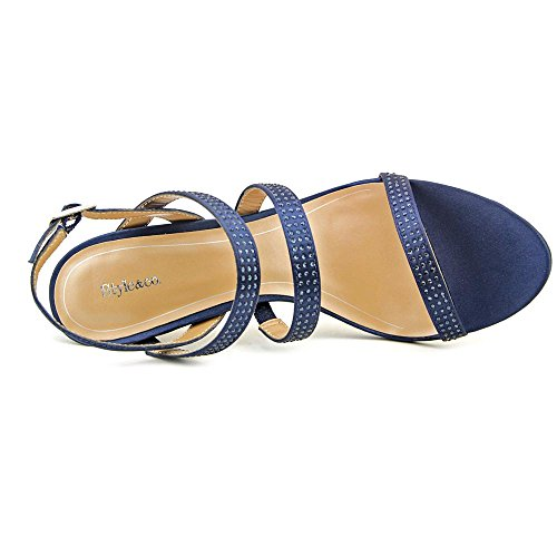 Style & Co Urey Synthétique Sandales Blue Depth