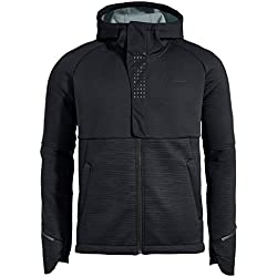 VAUDE Men's Cyclist Winter Softshell Jacket, Giacca Uomo, Nero, L