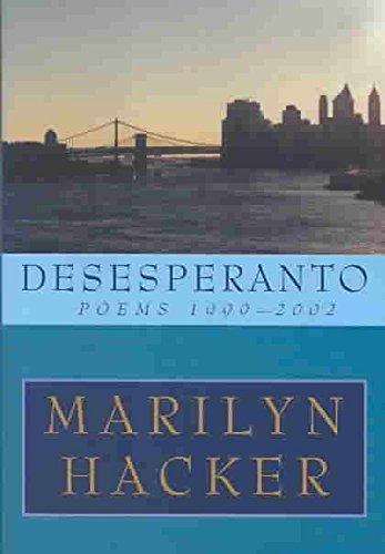 [Desperanto: Poems] (By: Marilyn Hacker) [published: May, 2003] par Marilyn Hacker