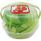 Moradiya Fresh picnic package 36 pieces