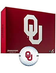 Bridgestone NCAA E6 Golf Balls, Oklahoma by Bridgestone