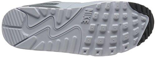 Nike Air Max 90 Essential, Baskets Multicolores Pour Homme (cool Grey / Gris Loup / Pure Platinum / Blanc)