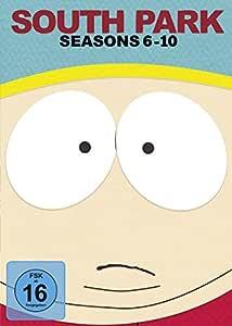 South Park: Seasons 6-10 (15 Discs)