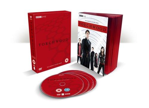 Torchwood  Complete BBC Series 2  2008   DVD