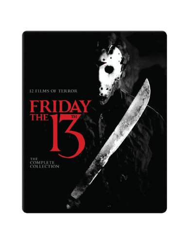 Friday the 13th - The Complete Collection [Blu-ray]