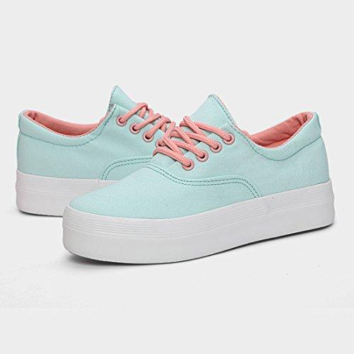 Azbro, Sneaker donna Bianco