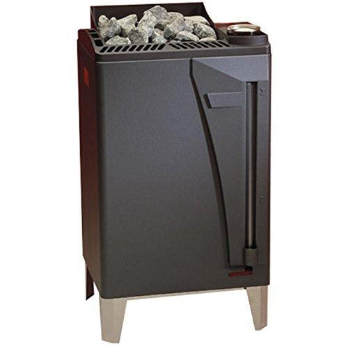 Preisvergleich Produktbild Eos Premium Saunaofen / Standofen Bi-O Max anthrazit-perleffekt 12, 0 kW 94.2318