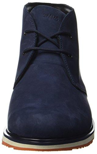 Swims Herren Barry Chukka Classic Boots Blau (Navy/Orange)