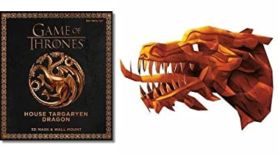 Game of Thrones Mask: The House Targaryen Dragon