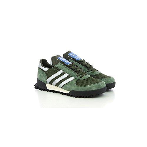 adidas Originals Marathon TR, Base Green-Night Cargo-Core Black Verde