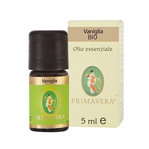 Primavera - Olio essenziale di Vaniglia BIO - 5ml   Oli